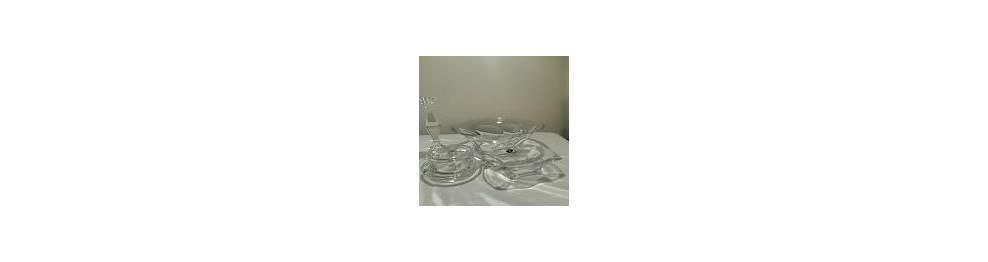 Oggettistica in cristallo