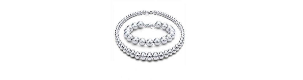Girocolli in argento